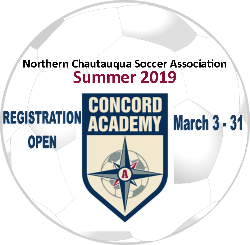 NCSA's Summer Concord Academy Registration